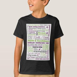 エマサザランドの感動的な声明 Tシャツ