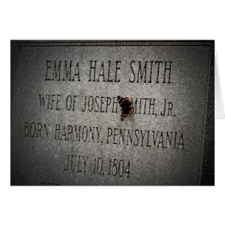 エマスミスの墓 カード