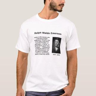 エマーソンの挑戦たいそう Tシャツ
