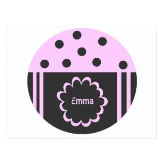 エマ ポストカード