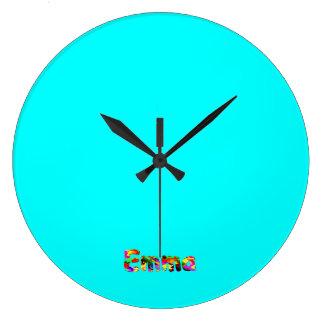 エマ ラージ壁時計