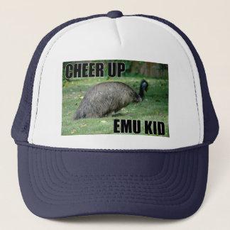 エミューの子供の帽子を元気づけて下さい キャップ