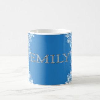 エミリーの名前入りな名前 コーヒーマグカップ