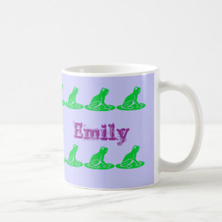エミリー コーヒーマグカップ