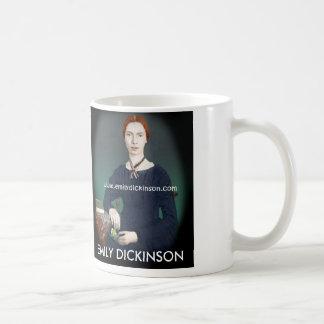 エミリー・ディキンソンのマグ コーヒーマグカップ