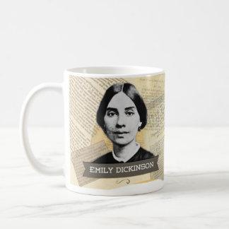 エミリー・ディキンソンの歴史的マグ コーヒーマグカップ
