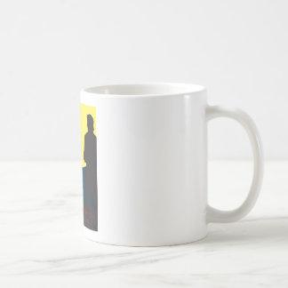 エミリーBronte/高さのギフトのデザインを吹き飛ばすこと コーヒーマグカップ