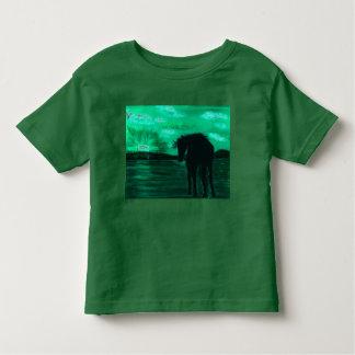 エメラルドの夢 トドラーTシャツ