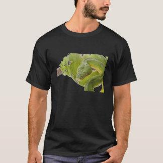 エメラルドの木のボア Tシャツ
