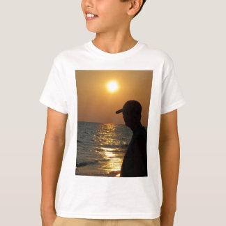 エメラルドの海岸の平静 Tシャツ