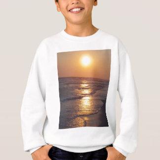 エメラルドの海岸の楽園 スウェットシャツ