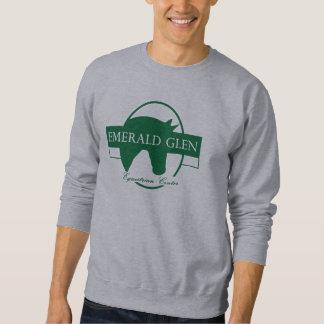 エメラルドの谷間のスエットシャツ スウェットシャツ