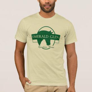 エメラルドの谷間の大きいTシャツ Tシャツ