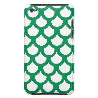 エメラルドの魚スケール1 Case-Mate iPod TOUCH ケース