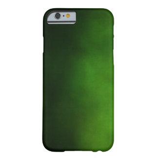 エメラルドグリーンのグラデーションなiPhone6ケース Barely There iPhone 6 ケース