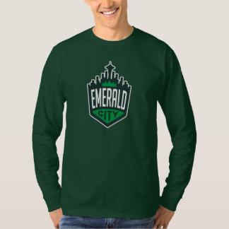 エメラルド都市SC LSのティー-アメリカリーグ- PCGD Tシャツ