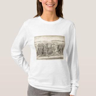 エメリーの住宅、オークランド、アラメダCo Tシャツ