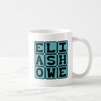 エリアスHowe、アメリカの発明家 コーヒーマグカップ