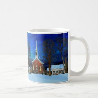 エリコの中心、ヴァーモント コーヒーマグカップ