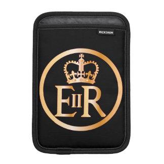 エリザベスの統治の紋章 iPad MINI スリーブケース