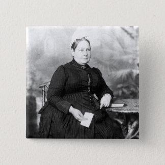 エリザベスアンエベレスト、Winstonへの乳母 5.1cm 正方形バッジ