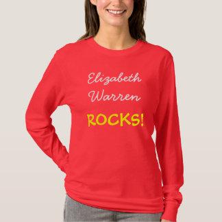 エリザベスワーレンの石! Tシャツ