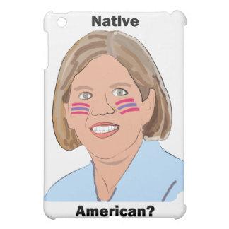 エリザベスワーレン-ネイティブアメリカンか。 iPad MINIカバー