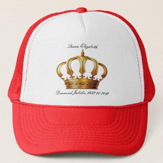エリザベス女王の王冠の帽子 キャップ
