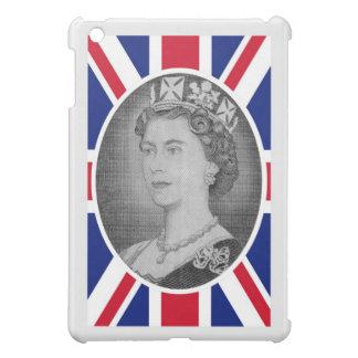 エリザベス女王の記念祭のポートレート iPad MINIケース
