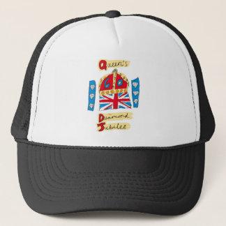エリザベス女王の60周年記念2012年 キャップ