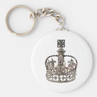 エリザベス女王の60周年記念Keychain キーホルダー