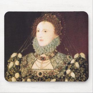 """エリザベス女王一世、""""フェニックス"""" マウスパッド"""