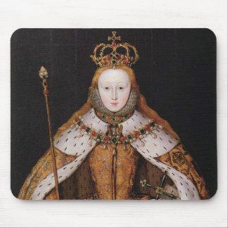 エリザベス女王一世 マウスパッド