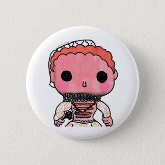 エリザベス女王一世- Funkoのスタイル 缶バッジ