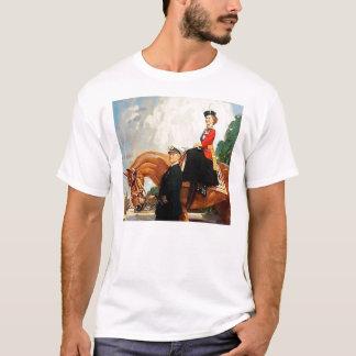 エリザベス女王二世 Tシャツ