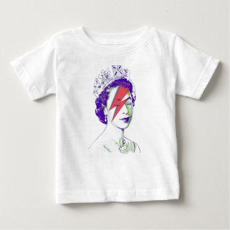 エリザベス女王健全な| Aladdin ベビーTシャツ