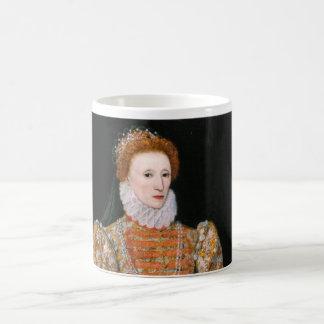 エリザベス女王-マグ コーヒーマグカップ
