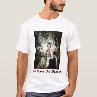 エリザベス女王 Tシャツ