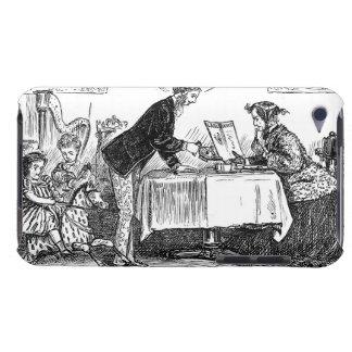 エリザベスGarrettアンダーソンについての漫画、最初に Case-Mate iPod Touch ケース