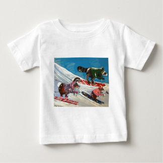 エリザベスSki Team氏 ベビーTシャツ