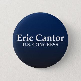 エリックの先唱者米国議会 5.7CM 丸型バッジ