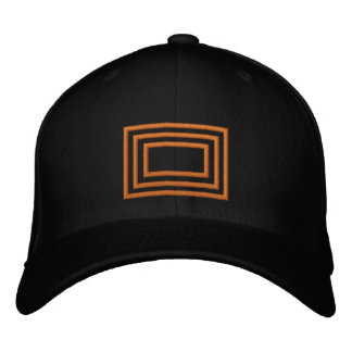エリックアンドレショーの帽子 刺繍入りキャップ
