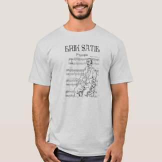 エリック・サティ Tシャツ