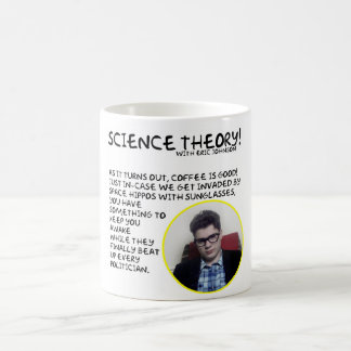 エリック・ジョンソン科学理論のコーヒー・マグ コーヒーマグカップ