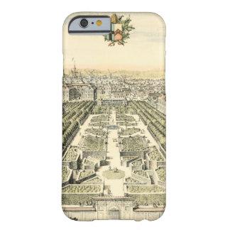 エリックDahlbergh著幾何学的配置庭園の空中写真 Barely There iPhone 6 ケース