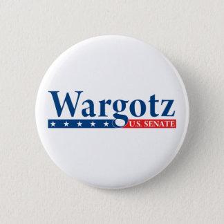 エリックWargotz 2010ボタン 5.7cm 丸型バッジ