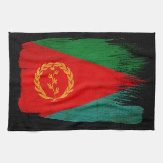 エリトリアの旗 キッチンタオル