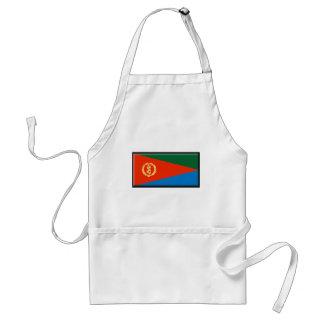 エリトリアの旗 スタンダードエプロン