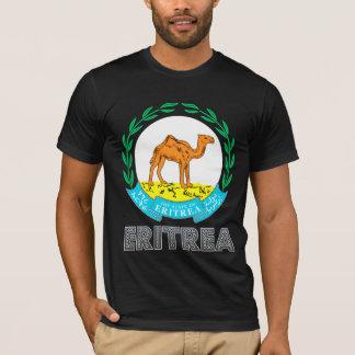 エリトリアの紋章付き外衣 Tシャツ