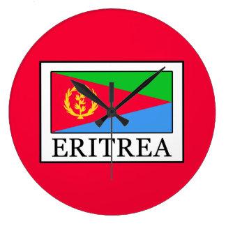 エリトリア ラージ壁時計